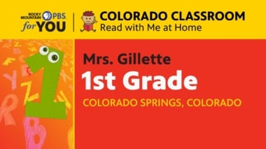 Read with Me at Home - 1st Grade - Mrs. Teague