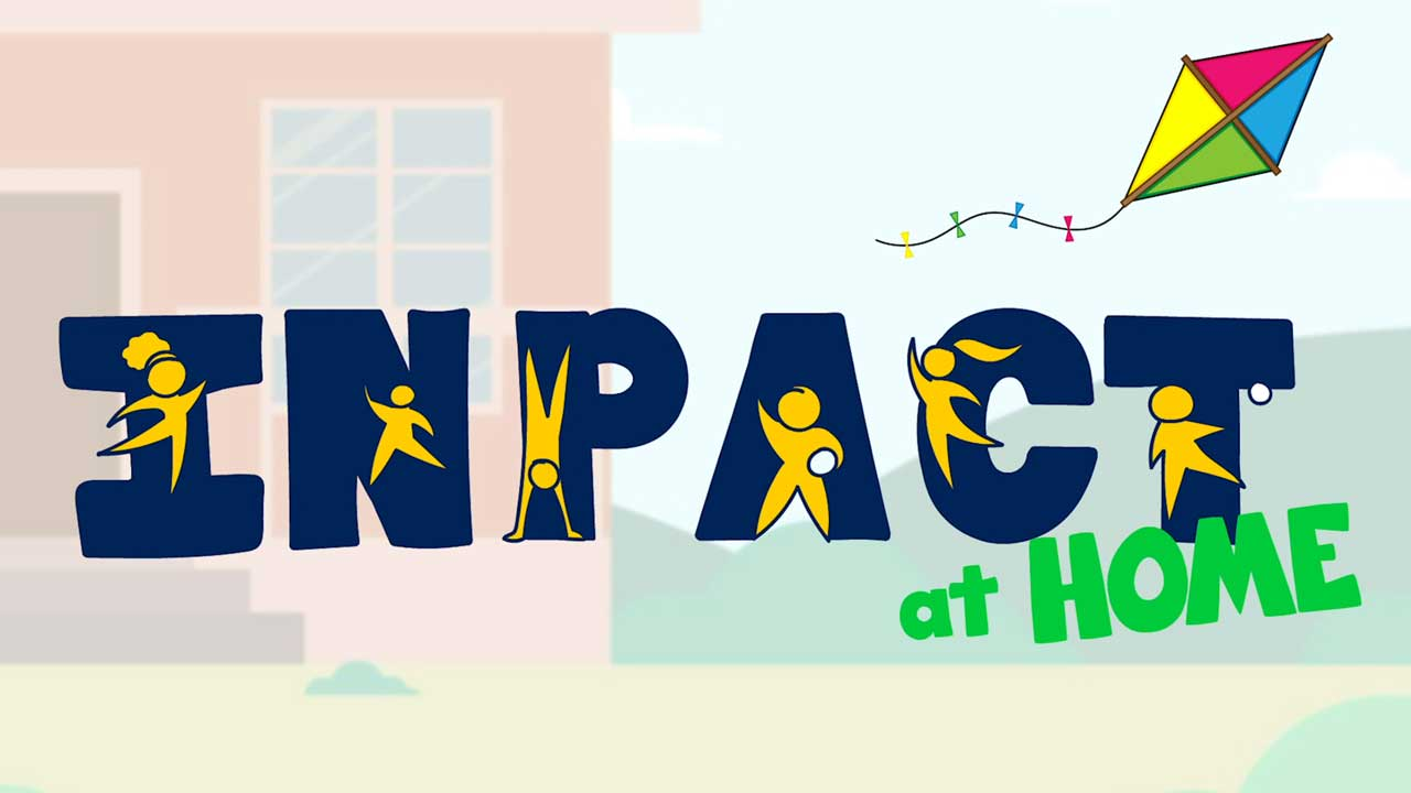 InPACT at Home - title screen
