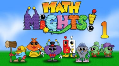 Math Mights - 1st Grade