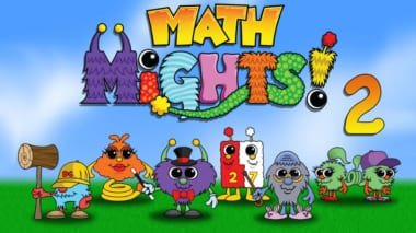 Math Mights - 2nd Grade