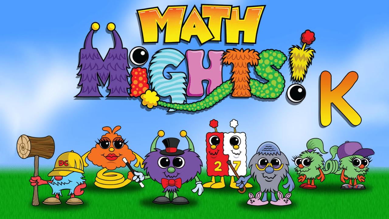 Math Mights - Kindergarten