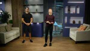 Inpact Instructors Claire and Kemper - Applied Fitness Solutions
