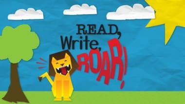 Read, Write, ROAR! poster