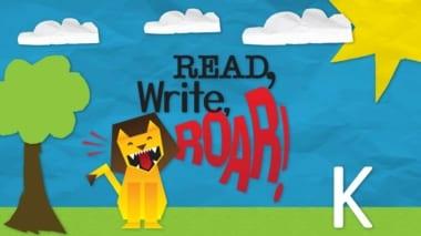 read write roar kindergarten