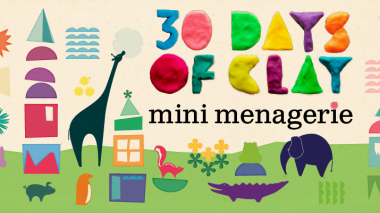 30 days of clay from the Ann Arbor District Library