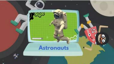 wimee astronauts
